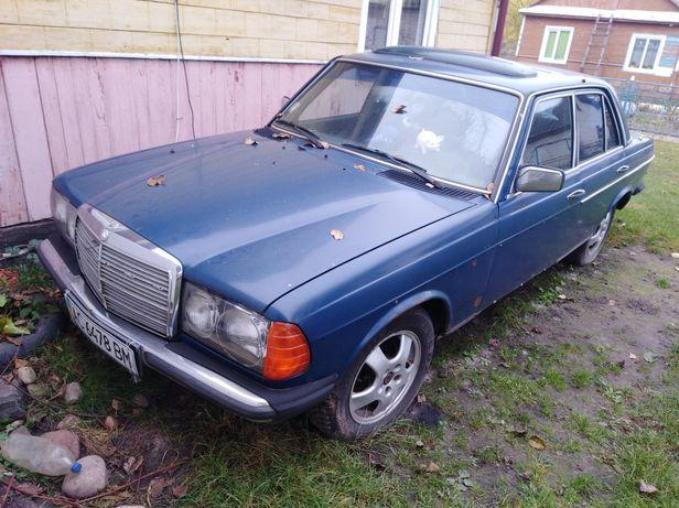 Продам Мерседес W123