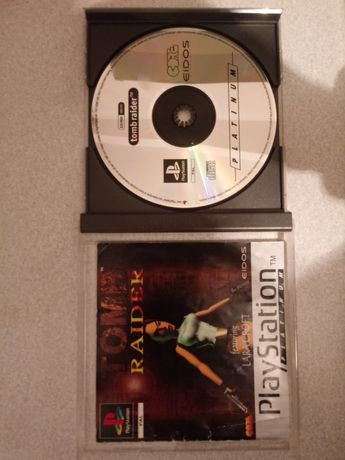 Tomb Raider 1 PSX