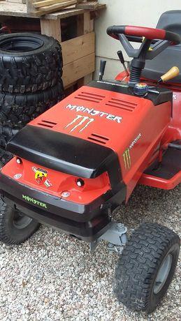 Traktorek Kosiarka BRIGGS 12,5 HP plus przyczepka JEDYNY TAKI