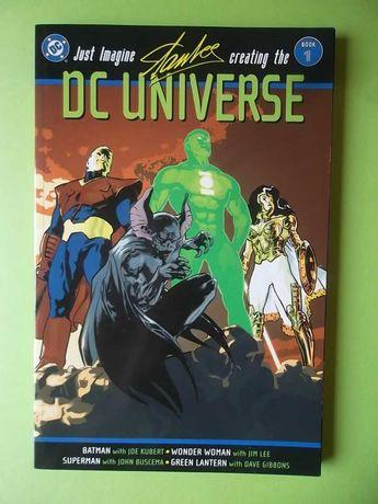 Marvel, DC e outros - Lote de TPBs