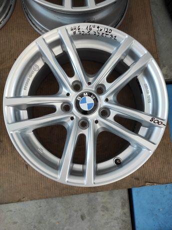 446 Felgi aluminiowe BMW R 16 5x120 otwór 72,5 Bardzo Ładne