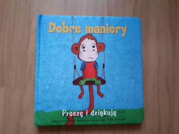 Książka Dobre maniery- Proszę i dziękuję