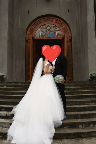 Весільна сукня від весільного дому ROSE