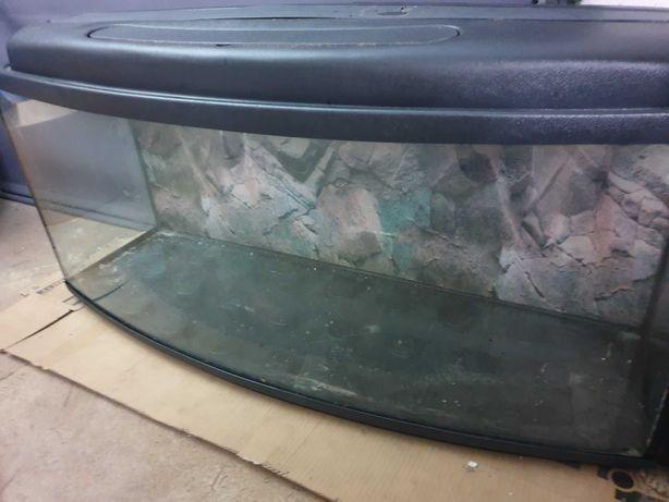 Akwarium 240l owalne