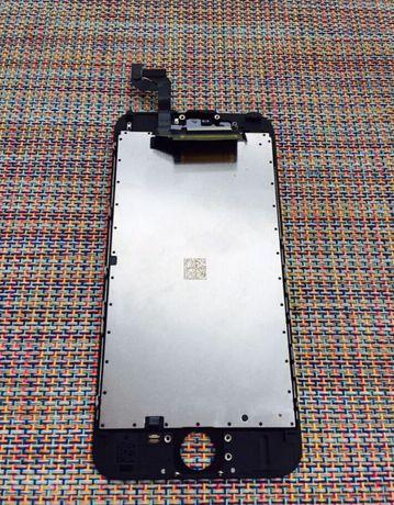 Снятый оригинал диcплей іPhоnе 6S (OEM) черный проверен без царапин