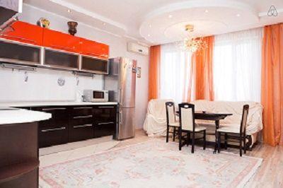 Аренда двухкомнатной квартиры в Чудо-городе.