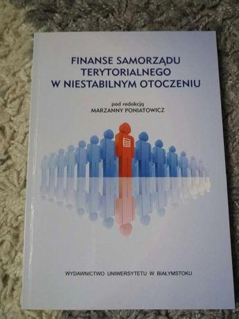 Finanse samorządu terytorialnego w niestabilnym otoczeniu