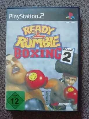 Gra READY 2 RUMBIE BOXING na PlayStation2