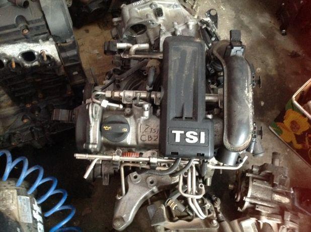 Двигун 1.2 TSI CBZ до VW(Golf,Caddy,Touran,Jetta)