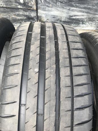 Michelin Pilot sport 4 255/45zr18 лето