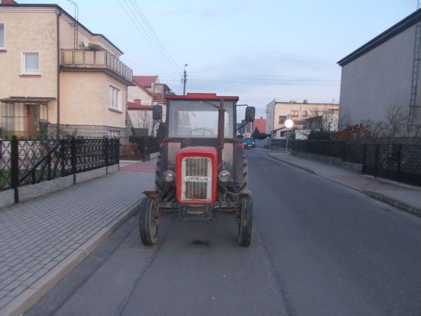 Ciągnik rolniczy Ursus C360,rok produkcji 1977,czerwo,2tyś.mth traktor