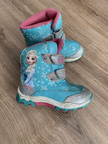 Зимові термо чобітки