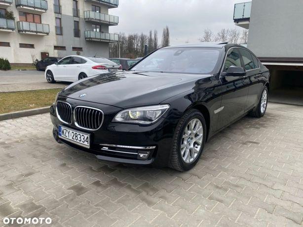 BMW Seria 7 Pełna Opcja M performance ! mały przebieg ! bezwypadkowy !