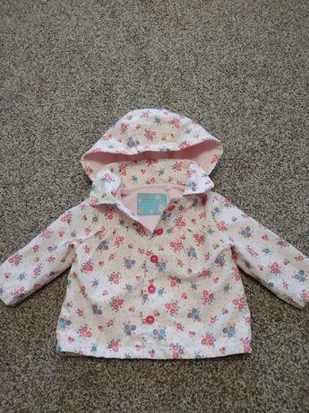 Курточка для дівчинки 3-6 місяців