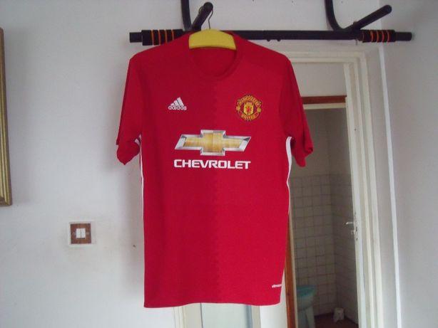 Koszulka Manchester United 2016/17 chevrolet Adidas