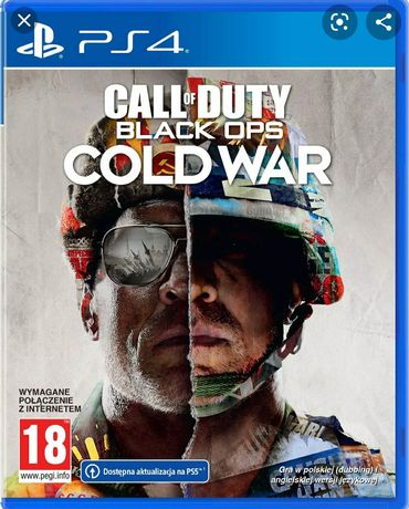 Call of Duty Cold War PS4 PS5