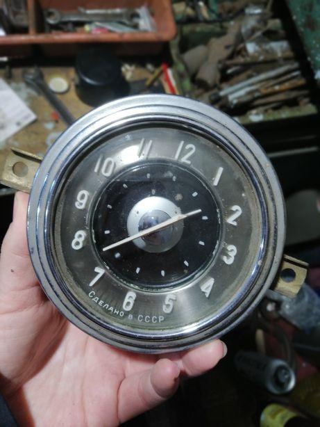Часы газ 21 Волга ччз 12 вольт