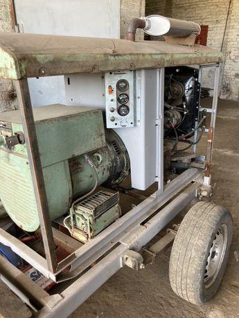 Продам САК, сварочный аппарат колесный под авто