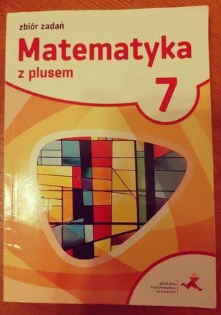Matematyka z plusem 7 materiały