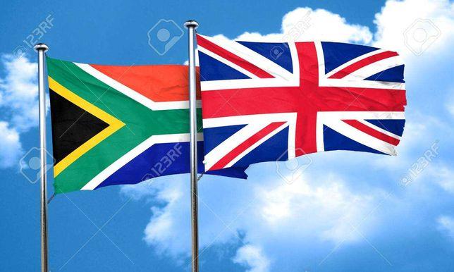 Виза в Великобританию, ЮАР. СРОЧНО!