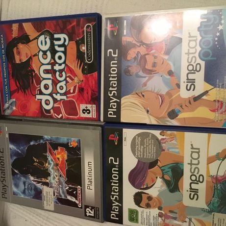 Jogos da PS2