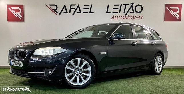 BMW 525 d Line Luxury