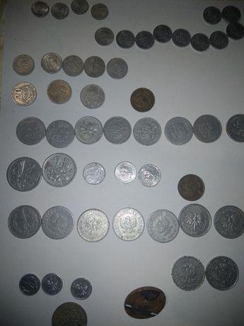 Monety Polskie z różnych lat