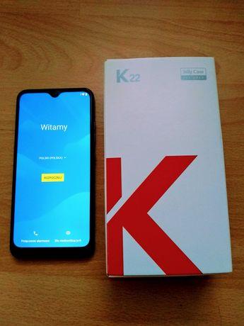 Smartfon LG K22 2/32GB Dual SIM czarny