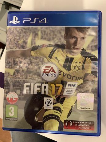 Fifa 17 i  fifa 16 PS4 CENA ZA OBIE