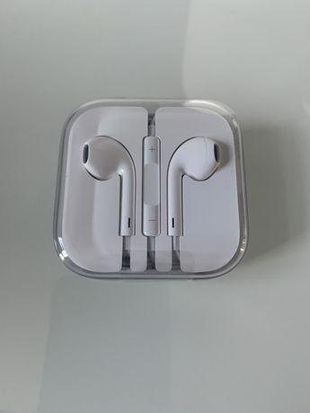 Oryginalne słuchawki Earpods Apple