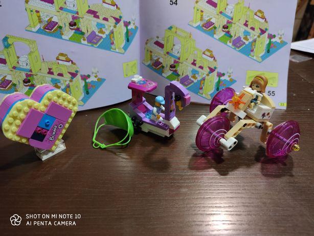 Конструктор Лего 3шт