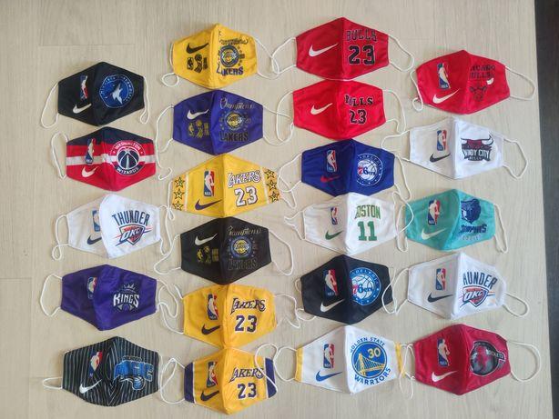 Защитные маски спортивные