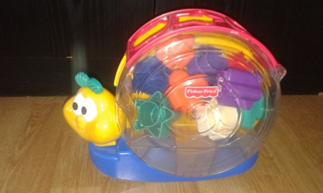 Ślimak sorter Fisher Price