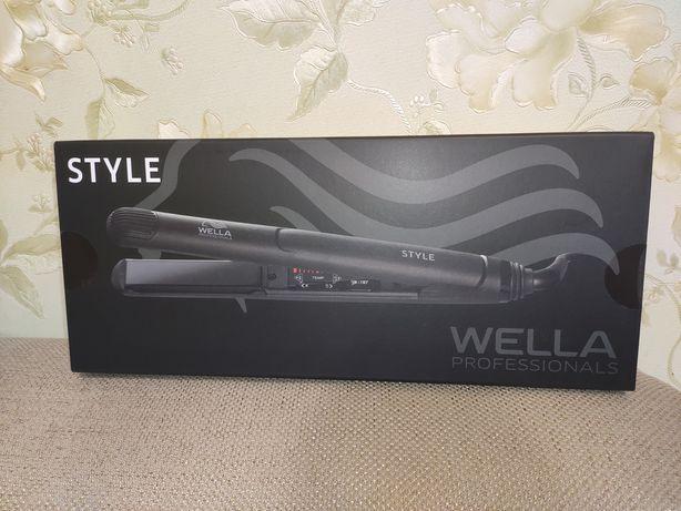 Утюжок для волос профессиональный Wella Professionals Style