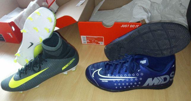 Chuteiras/ Botas de Futebol Nike JR Mercurial V CR7+Vapor 13 Club MDS
