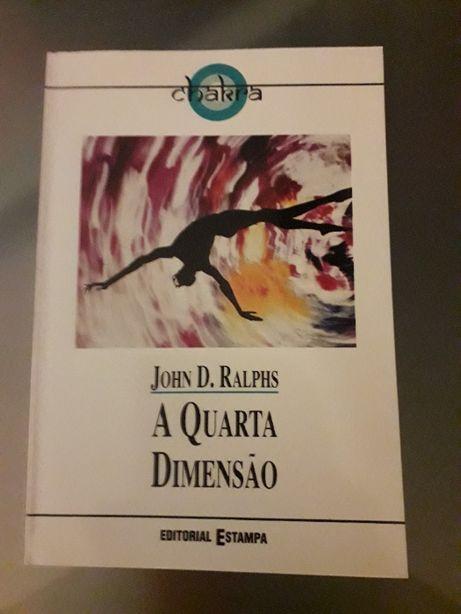 Conjunto de Quatro livros da coleção CHAKRA, Editorial estampa