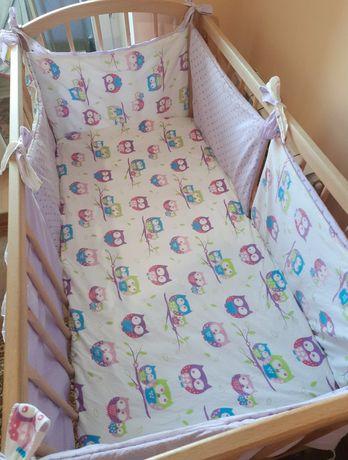 Постельное белье в детскую кроватку Бортики