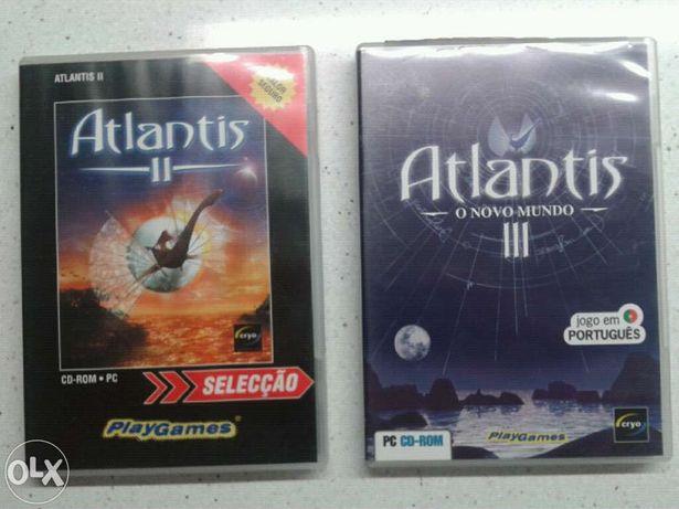 Jogos PC Atlantis 2