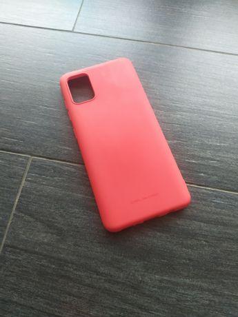 Чехол Samsung a51 (red)