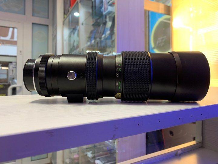 Obiektyw MC VIVITAR 75-205mm 1:3.8 (P) Koszalin - image 1
