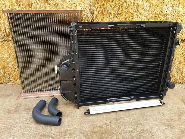Радиатор водяной МТЗ Д-240/243 ЮМЗ Д-65 (сердцевина медь) Оренбург