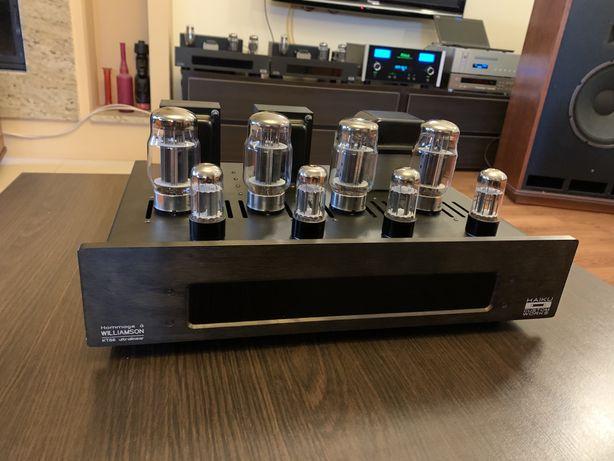 Wzmacniacz Haiku Audio KT 88 / KT 150 koncowka mocy lampowa