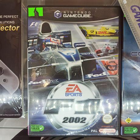 Gra Nintendo GameCube F1 2002