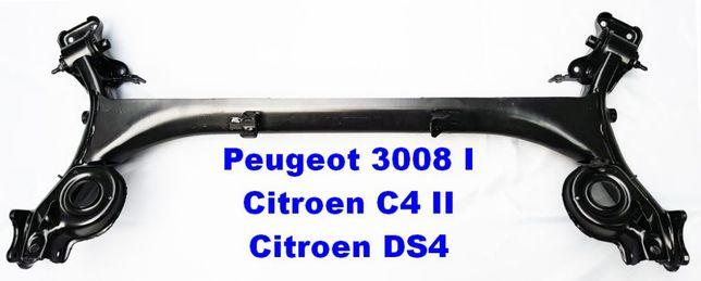 Tylna belka peugeot 3008 citroen C4 II DS4 Łódź