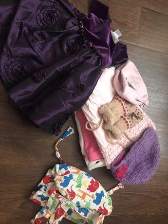 Одежда, девочка, на 2 года