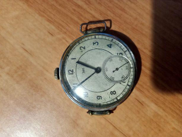 Часы карманные - наручные ЗИМ Марьяж вермён ВОВ СССР