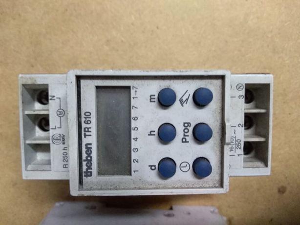 Elektroniczny sterownik oświetlenia theben tr 610