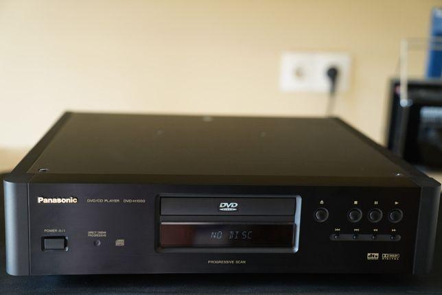 Panasonic DVD-H1000 DVD/CD Player