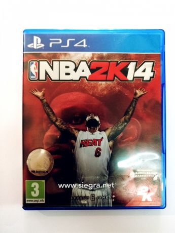 NBA2K14 PS4 Playstation4