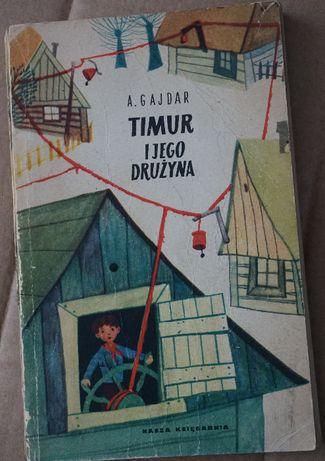 Timur i jego drużyna A. Gajdar 1969